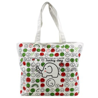 "London Fashion ""Lucky Day"" Tote Bag Price Philippines"