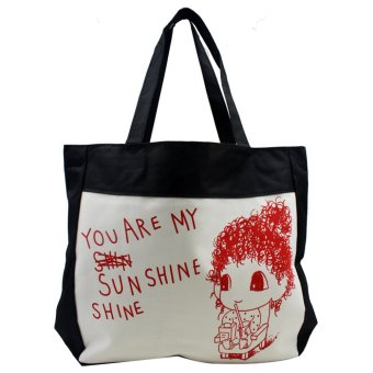 London Fashion You Are My Sunshine Tote Bag Price Philippines