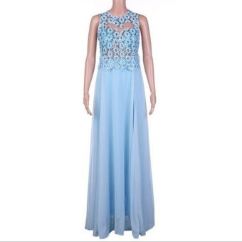 Long Formal Prom Dress Cocktail Party Ball Gown Evening Bridesmaid Dresses - intl - 2