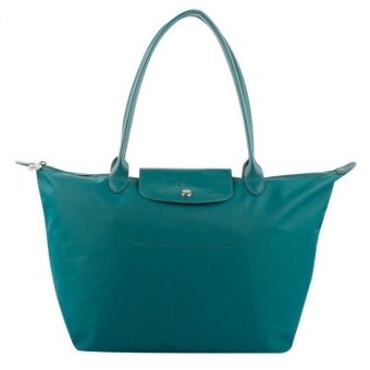 Longchamp Le Pliage Neo Large Nylon Tote Bag (Emerald Green) Price Philippines