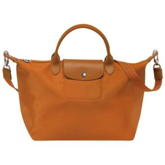 Longchamp Le Pliage Neo Medium Handbag (Tan)