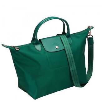 Longchamp Le Pliage Neo Medium Nylon Tote Bag (Emerald Green) Price Philippines