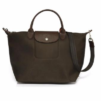 Longchamp Le Pliage Neo Medium Tote Bag (Coffee) Price Philippines