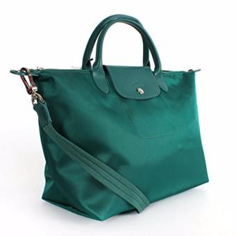 Longchamp Le Pliage Neo Medium Tote Bag (Emerald) Price Philippines