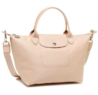 Longchamp Le Pliage Neo Small Handbag (Beige) Price Philippines