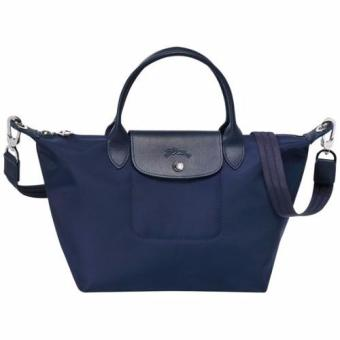 Longchamp Le Pliage Neo Small Handbag (Navy) Price Philippines