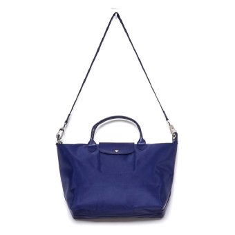 Longchamp Le Pliage Neo Tote Bag ( Navy)