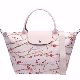 Longchamp Neo Fantaisie Sakura Medium in Light Pink Price Philippines