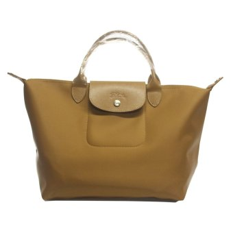 Longchamp Neo Le Pliage Medium Tote Bag (Chocolate) Price Philippines