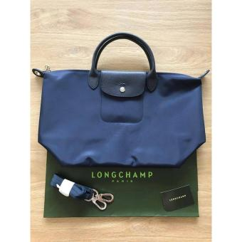 LONGCHAMP NEO MEDIUM TOTE - NAVY Price Philippines
