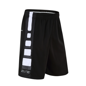 LOOESN summer thin Plus-sized quick-drying shorts basketball shorts (122 white)