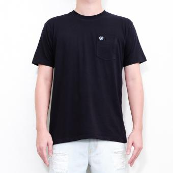 LOYAL Pocket Tee in Black