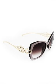 Maldives C113 Lady Butterfly Sunglasses (Beige) - picture 2