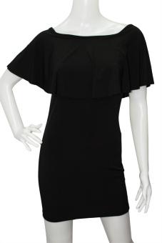 Marian Bodycon Dress (Black)