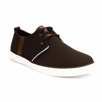 Mario D' boro Hubert Sneakers (Brown) - 2