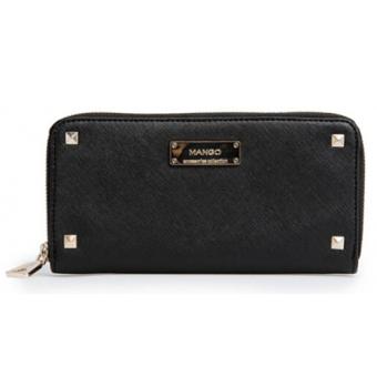 Mashana MANGO Studded Saffiano Effect Wallet MS-1GR
