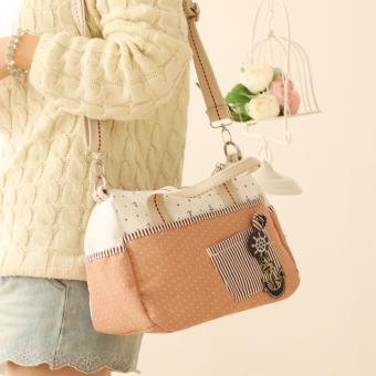 Matthew Korean-style canvas New style shoulder bag women's bag