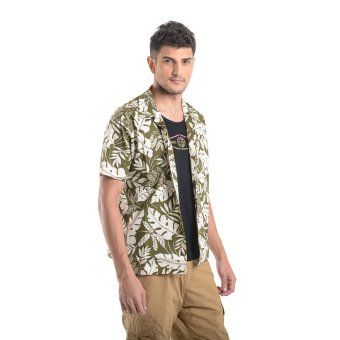 Maui and Sons Hawaiian Polo (Olive) Price Philippines