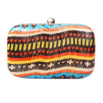 Melrose Jewelry Himalaya Clutch Bag