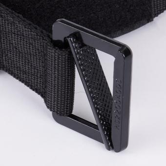 Men Adjustable Rescue Survival Tactical Belt Black - intl - 5