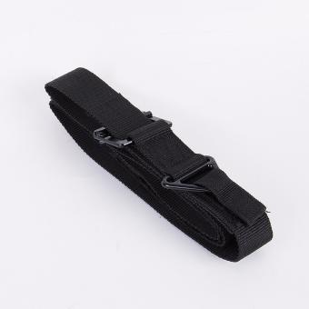 Men Adjustable Rescue Survival Tactical Belt Black - intl - 4