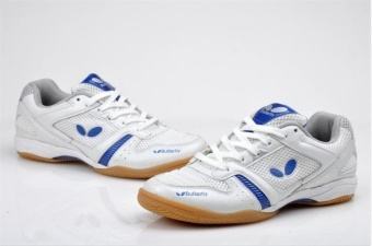 Men and Women's Badminton Shoes Couples Table Tennis Shoes Comfortable Fashion Sneakers Size 36-44 - intl