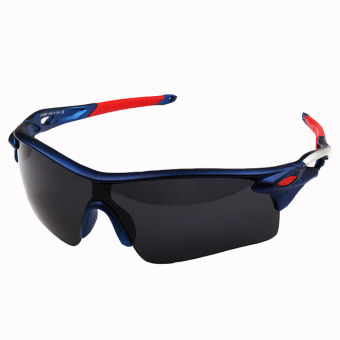 Men Fashion Sunglasses Cycling Bicycle Road Mountain Bike OutdoorSport Sun Glasses Eyewear Goggle - intl