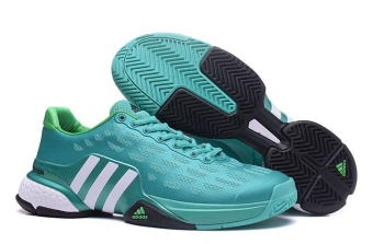 men sport shoes good quality tennis shoes Malachite green - intl - 2