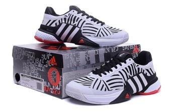 Men Sport Shoes Good Quality Tennis Shoes white - intl - 2
