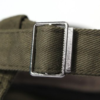 Men Women Adjustable Army Plain Baseball Hat Classic Cadet Military Sport Cap - 5