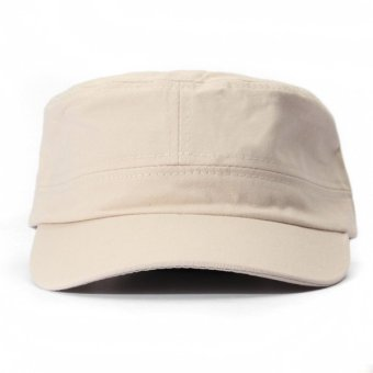 Men Women Adjustable Army Plain Baseball Hat Classic Cadet Military Sport Cap - Intl Price Philippines