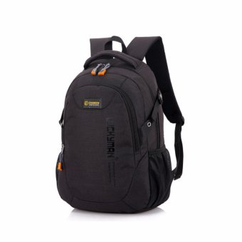 Men's backpack (black)