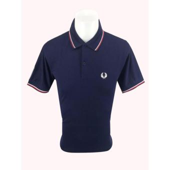 Men's FP #00F Polo Shirt (Navy Blue)