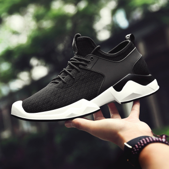 Men's Korean-style All-Match Breathable Leisure Sport Shoe