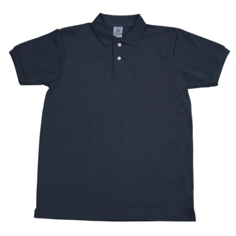 Men'S Level One Basics Polo Shirt (Metallic Gray)