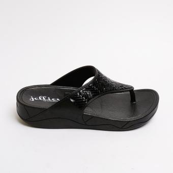 Mendrez Emma Slides (Black)