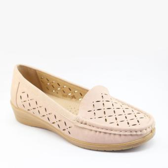 Mendrez Norma Loafers (Pink)