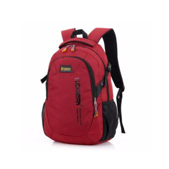 Men's backpack (Red)