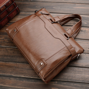 Men's Buiness Single shoulder Bag Laptop Bag Briefcase