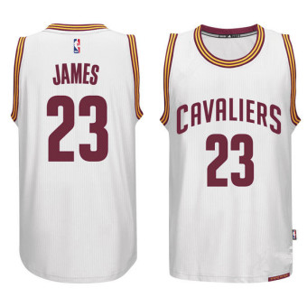Men's Cleveland Cavaliers #23 LeBron James Basketball jerseys -intl