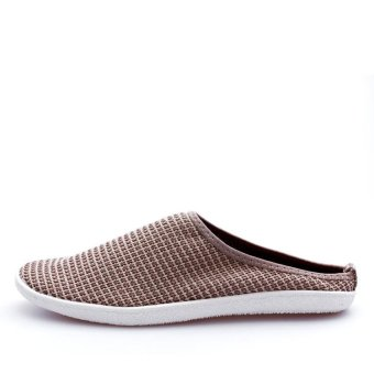 Men's Flat shoes Slip-Ons PU leather shoes Fashion Casual Loafersshoes - intl - 2