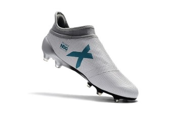 Mens Football Boots Women High Top X Messi 17+ Purechaos FG shoeschampagne - intl Price Philippines