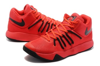 Men's KD TREY 5 V EP Basketball Shoes Red / black - intl