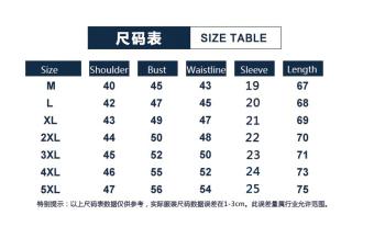 Men's short-sleeved shirt printing - 4