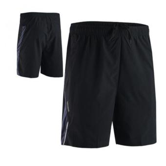 Mens Sports Running Shorts GYM Wear Quick Dry Training Soccer Tennis Workout Pockets - intl