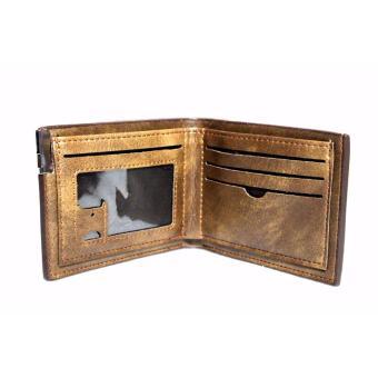 Men's Wallet Jac leather mustard - 2