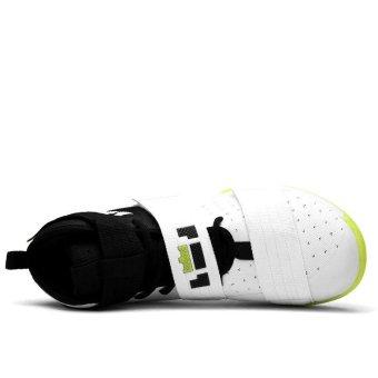 Men'sOutdoors Sport Basketball shoes Fashion Sport Student shoes -intl - 3