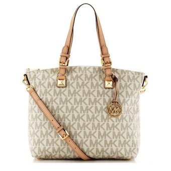 Michael Kors Jet Set Logo Multifunction Tote