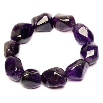 Michelis Mlb-150009 Bracelet (Amethyst)