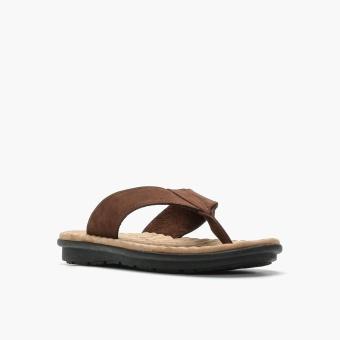 Milanos Mens Elon Sandals (Brown) - 2